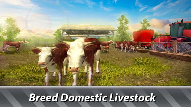 農家シミュレーター:ヘイ・タイクーン - 作物の栽培と販売! スクリーンショット 17