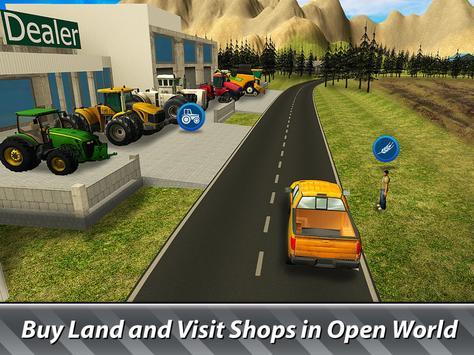 農家シミュレーター:ヘイ・タイクーン - 作物の栽培と販売! スクリーンショット 7