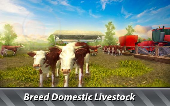 🚜 Farm Simulator: Hay Tycoon capture d'écran 5