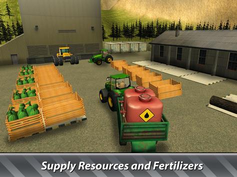 農家シミュレーター:ヘイ・タイクーン - 作物の栽培と販売! スクリーンショット 9