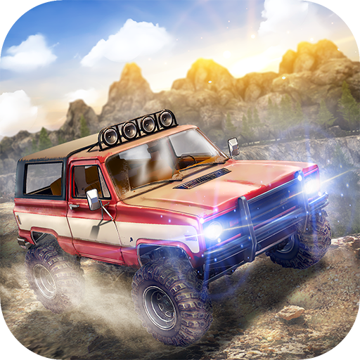 Offroad Driving Simulator 4x4: Trucks & SUV Trophy