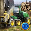 🌲⚙️ Sawmill 🚚 Truck Driver Simulator 3D APK