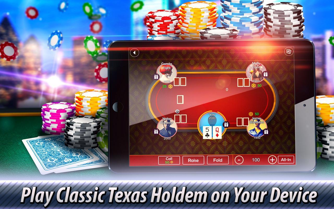 Texas Holdem Club Free Online Poker For Android Apk Download