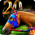 iHorse: das Pferderennen Arcade Spiel