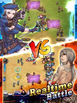 iHero Battle:Rogue Arena Game screenshot 4
