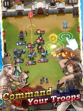 iHero Battle:Rogue Arena Game screenshot 1
