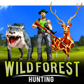 Icona Wild Forest Animal Hunter 2018