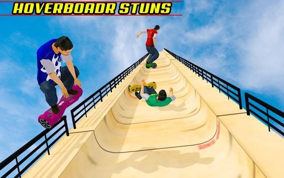 10 Schermata Hoverboard