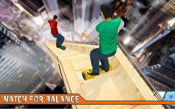 3 Schermata Hoverboard
