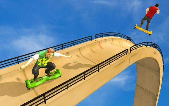 4 Schermata Hoverboard