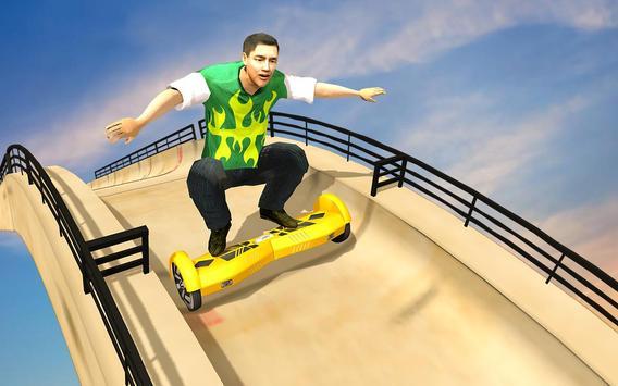 6 Schermata Hoverboard