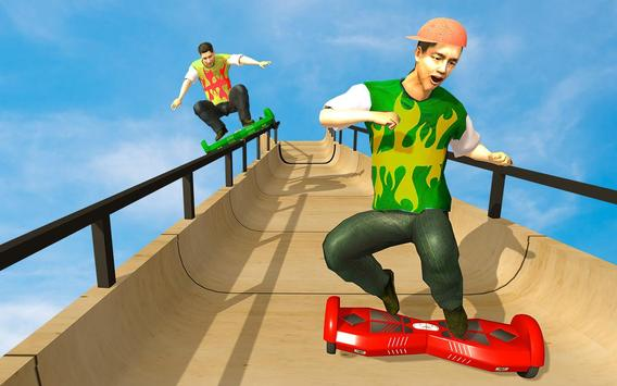 7 Schermata Hoverboard