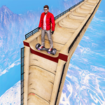 Mega Ramp VS Hoverboard APK
