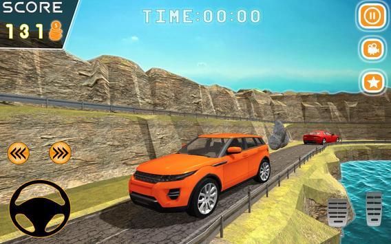 5 Schermata Top Hill Car Driver 2019