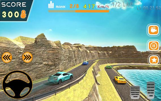 8 Schermata Top Hill Car Driver 2019