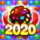 Sweet Candy Mania - Free Match 3 Puzzle Game APK Android