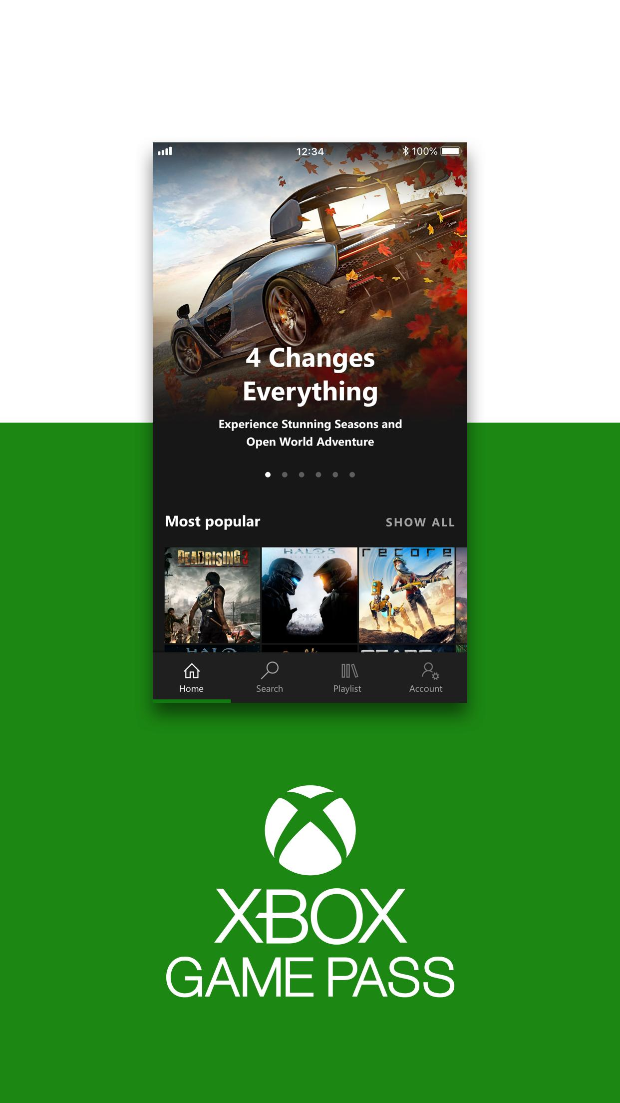 Xbox Game Pass for Android - APK Download