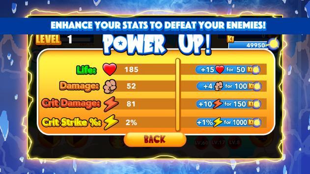 HERO Z: The Ultimate Dragon Fighter Warrior Legend screenshot 9