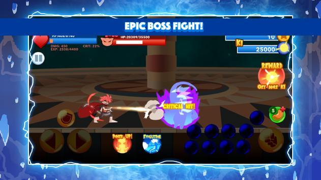 HERO Z: The Ultimate Dragon Fighter Warrior Legend screenshot 11
