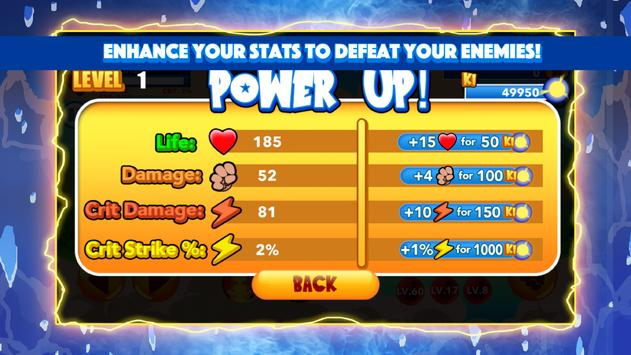 HERO Z: The Ultimate Dragon Fighter Warrior Legend screenshot 1