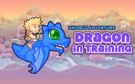 Dragon in Training poster
