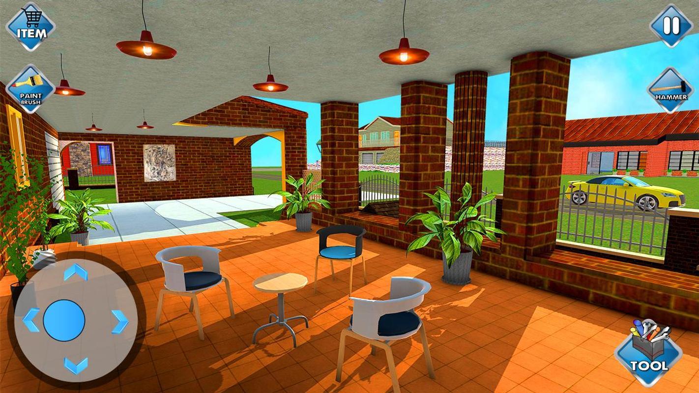 Idle home design makeover 3d screenshot 12