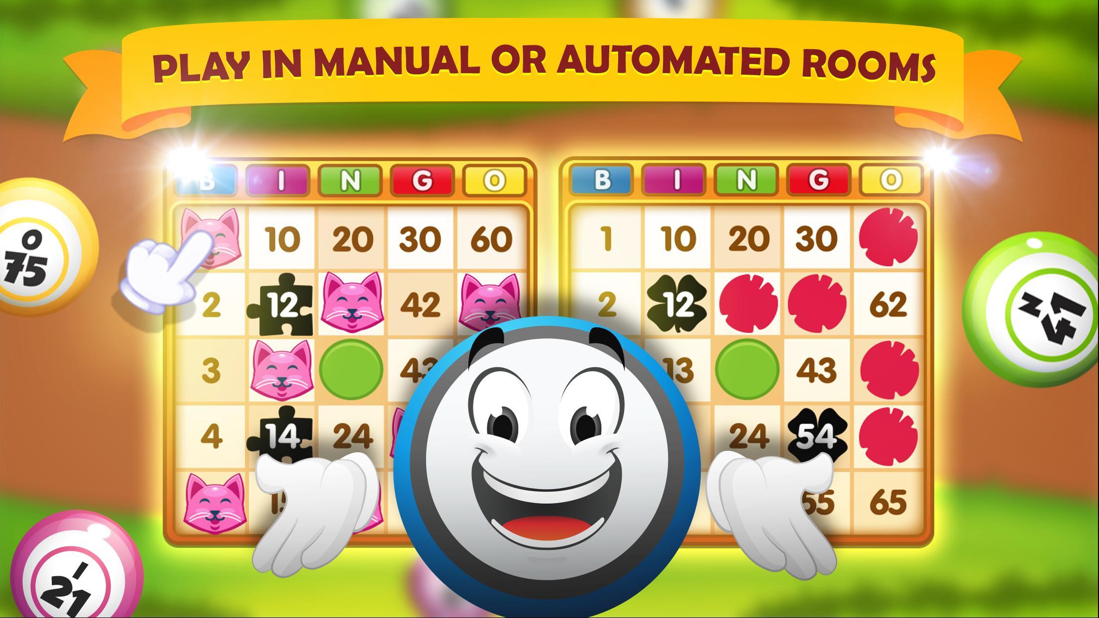 GamePoint Bingo - Free Bingo Games poster
