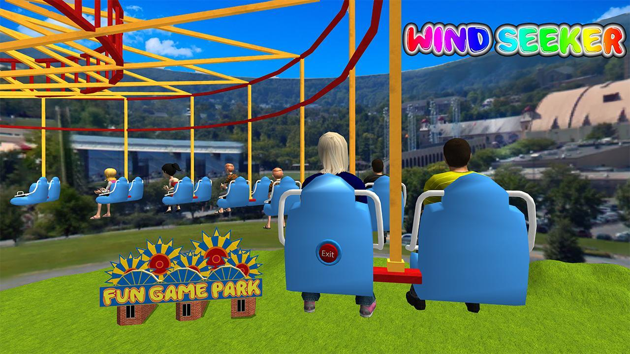 Virtual Family Amusement Park Fun Game For Android Apk Download