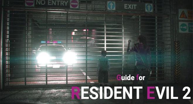 RESIDENT EVIL 2 : BIOHAZARD GUIDE screenshot 1