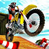 Stunt Bike Tricks Master - Bike Racing Game icon