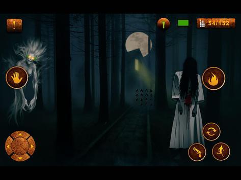 Scary Ghost House Evil Killer screenshot 13