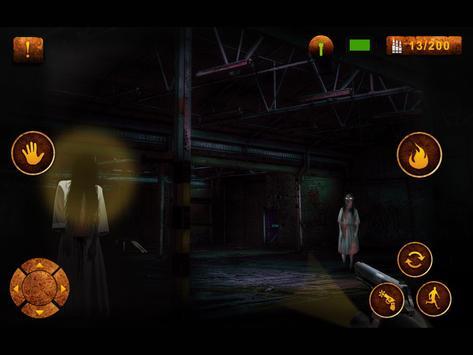 Scary Ghost House Evil Killer screenshot 1