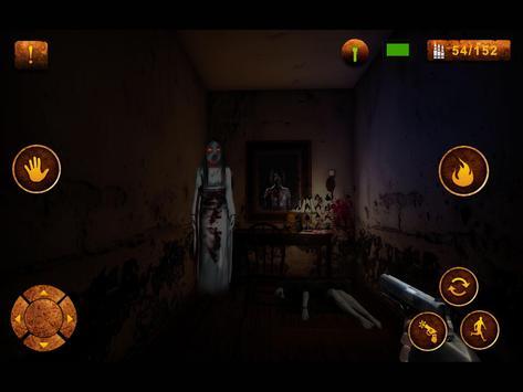 Scary Ghost House Evil Killer screenshot 2
