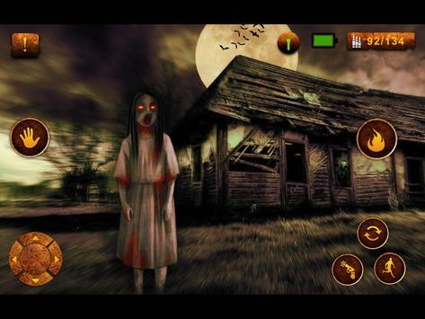 Scary Ghost House Evil Killer screenshot 4