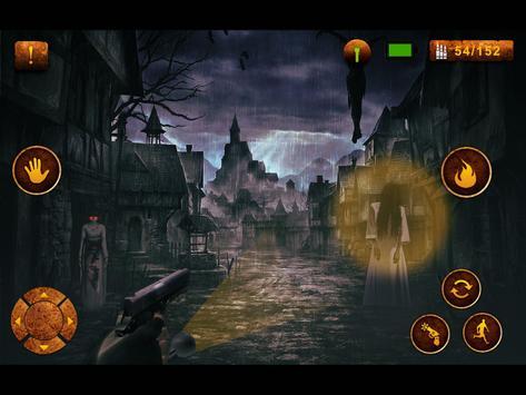 Scary Ghost House Evil Killer screenshot 5