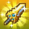 放置型RPG : 铁匠佣兵团 图标
