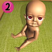 The Baby in dark yellow House chapter 2 icon