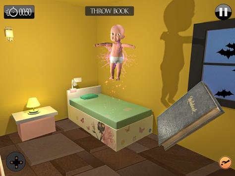 The Baby in dark yellow House chapter 2 poster