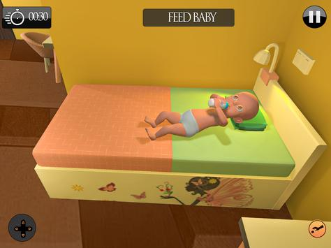 The Baby in dark yellow House chapter 2 screenshot 1