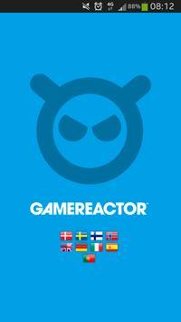 Gamereactor poster