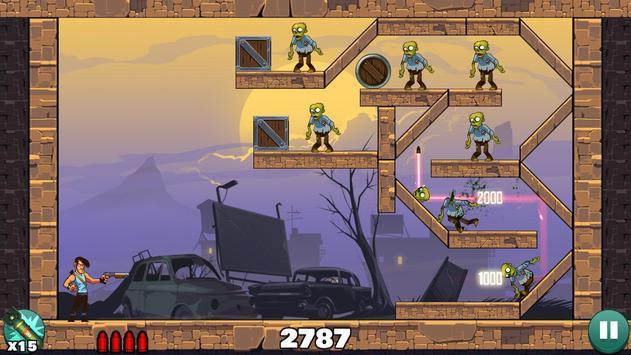 Stupid Zombies captura de pantalla 3