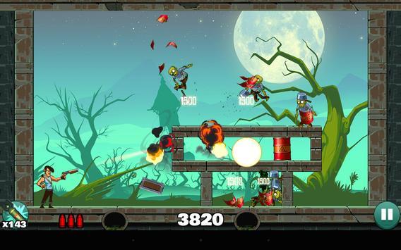 Stupid Zombies captura de pantalla 12