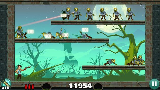 Stupid Zombies captura de pantalla 1