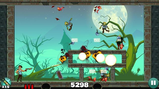 Stupid Zombies captura de pantalla 2