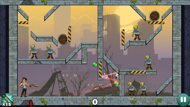 Stupid Zombies captura de pantalla 4