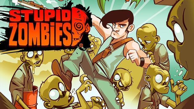 Stupid Zombies ポスター