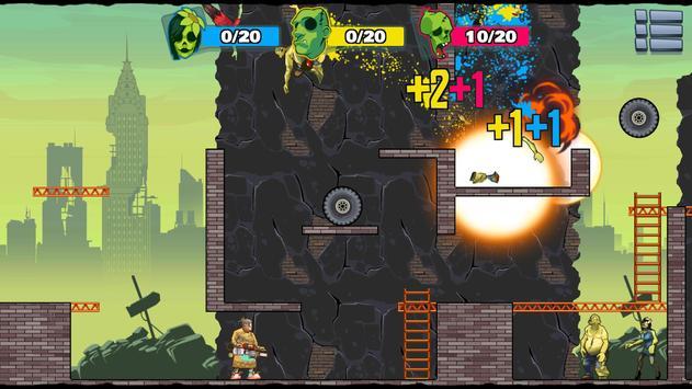 Stupid Zombies 3 screenshot 1