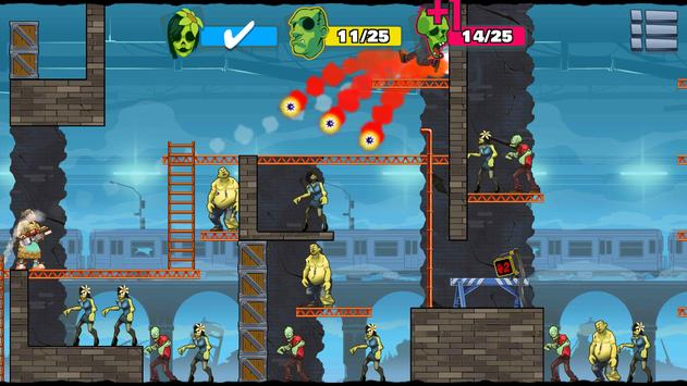 Stupid Zombies 3 screenshot 2