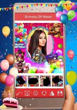 Happy Birthday Dp for Insta/FB screenshot 1