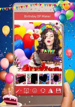 Happy Birthday Dp for Insta/FB screenshot 2